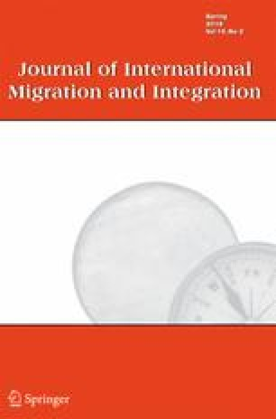 Journal of International Migration and Integration