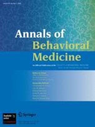 Annals of Behavioral Medicine