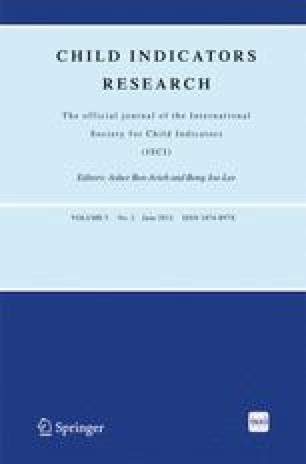 Well-Being in Middle Childhood: An Assets-Based Population-Level