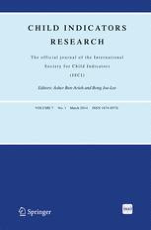 Child Indicators Research