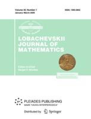 Lobachevskii Journal of Mathematics