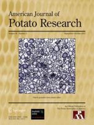 American Potato Journal