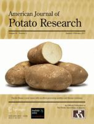 payette russet a dual purpose potato cultivar with cold sweetening rh link springer com
