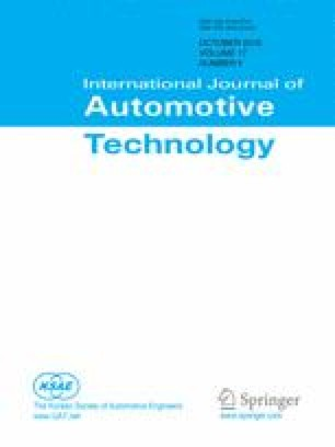 Analysis and optimization of air suspension system with independent