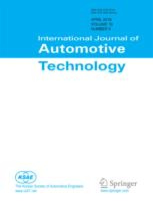 International Journal of Automotive Technology