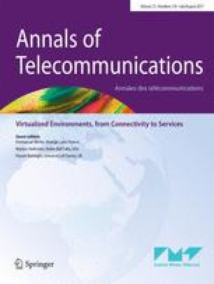 Annals of Telecommunications