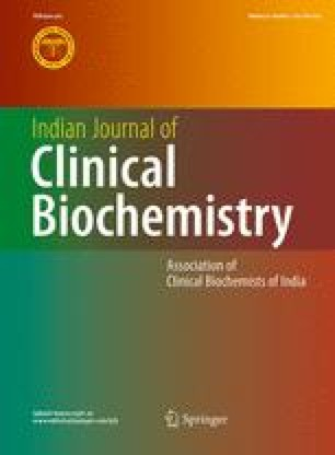 Indian Journal of Clinical Biochemistry - Springer