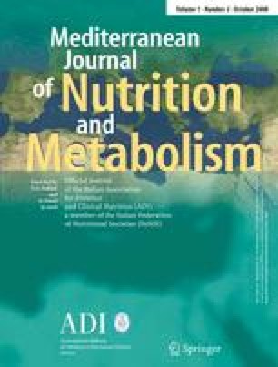 Mediterranean Journal of Nutrition and Metabolism