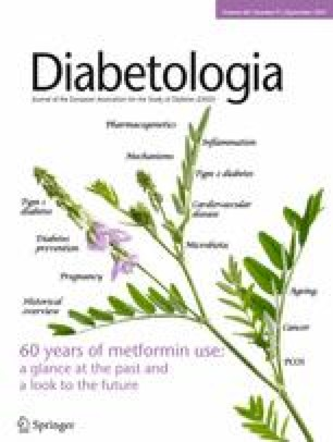 Metformin and ageing: improving ageing outcomes beyond glycaemic