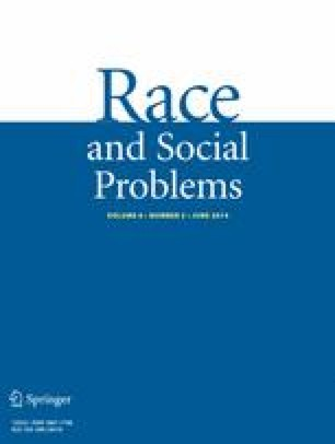 Race and Social Problems