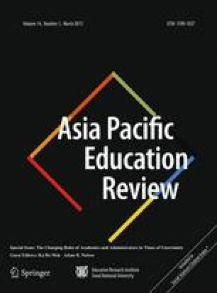 Asia Pacific Education Review