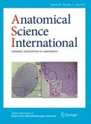 Anatomical Science International - Springer