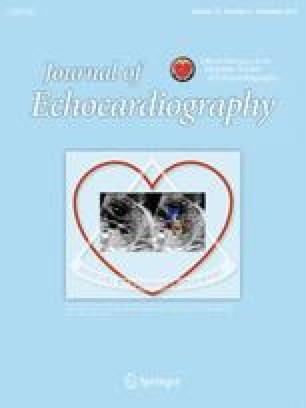 Journal of Echocardiography