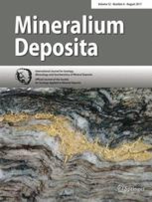 Platinum-group mineralization at the margin of the ...
