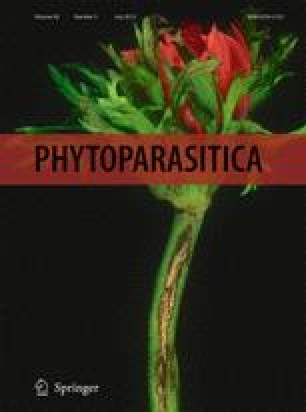 Phytoparasitica - Springer