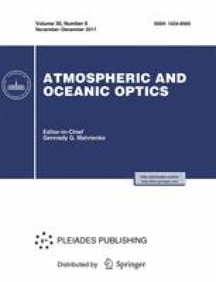Atmospheric and Oceanic Optics