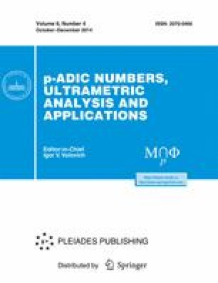 P-Adic Numbers, Ultrametric Analysis, and Applications