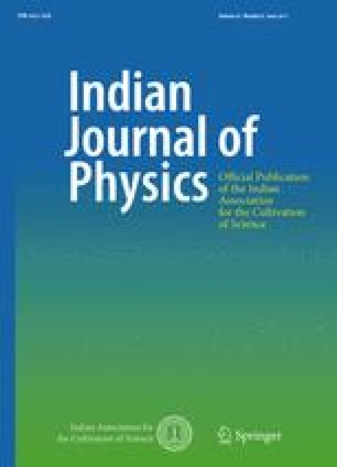 Indian Journal of Physics - Springer