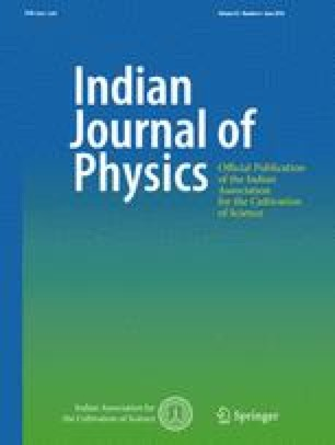 Indian Journal of Physics