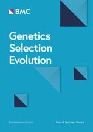 Génétique, sélection, évolution