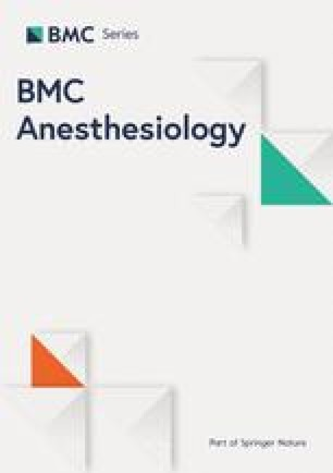 BMC Anesthesiology