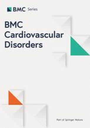 BMC Cardiovascular Disorders