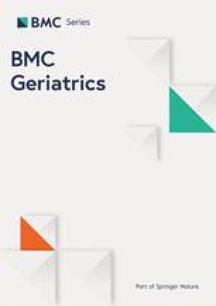 BMC Geriatrics