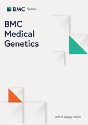 BMC Medical Genetics