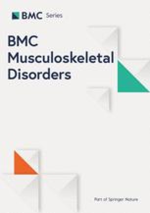 BMC Musculoskeletal Disorders