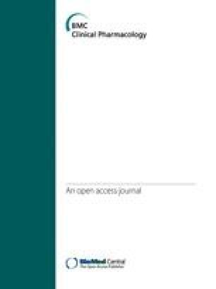 BMC Clinical Pharmacology