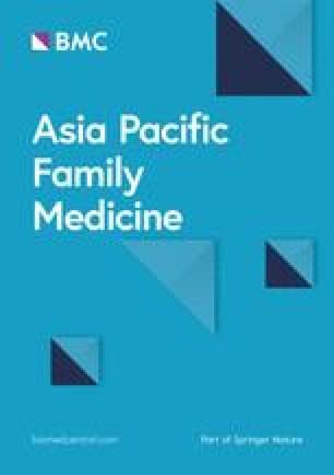 Asia Pacific Family Medicine