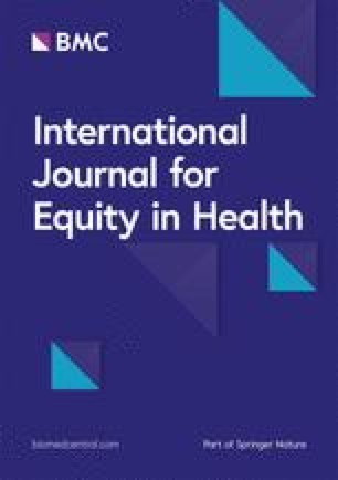 International Journal for Equity in Health