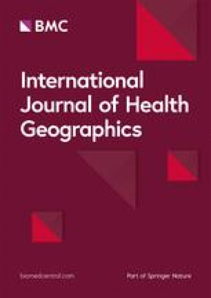 International Journal of Health Geographics
