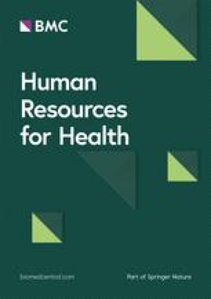 Human Resources for Health