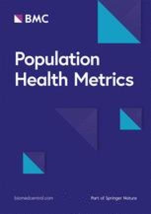 Population Health Metrics