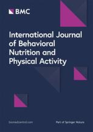 International Journal of Behavioral Nutrition and Physical Activity