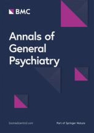 Annals of General Psychiatry