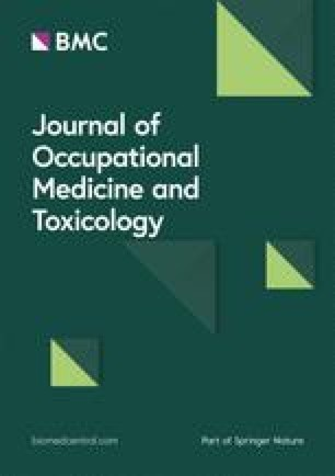 Journal of Occupational Medicine and Toxicology