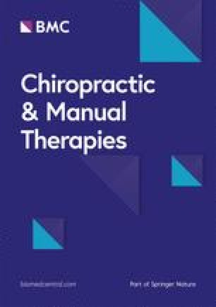 Chiropractic & Manual Therapies