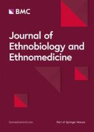 Journal of Ethnobiology and Ethnomedicine