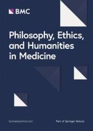 Philosophy, Ethics, and Humanities in Medicine