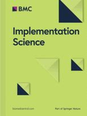 Proceedings From The 2nd Annual UK Implementation Science