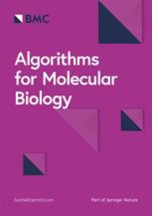 Algorithms for Molecular Biology
