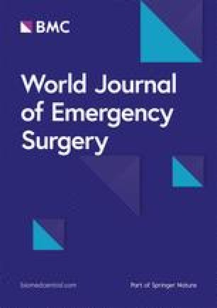 World Journal of Emergency Surgery