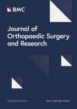 Journal of Orthopaedic Surgery and Research