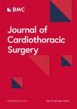 Journal of Cardiothoracic Surgery