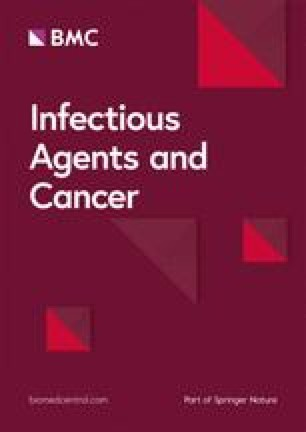 Infectious Agents and Cancer