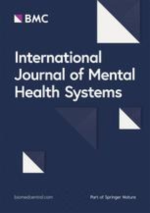 International Journal of Mental Health Systems