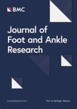 Journal of Foot and Ankle Research