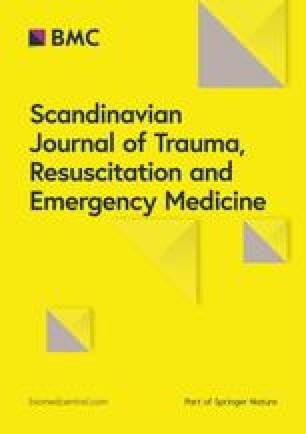 Scandinavian Journal of Trauma, Resuscitation and Emergency Medicine